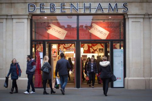 Debenhams branch closures - the 17 stores that won't reopen after lockdown