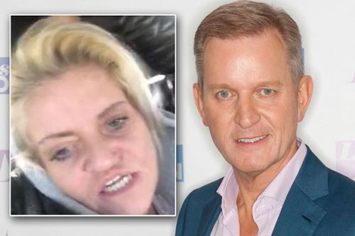 Danniella Westbrook reveals Jeremy Kyle is 'doing good' while in hiding after show axing