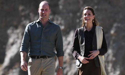 Kate Middleton impressed by Prince William's geography skills