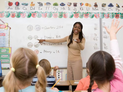 Here's how much every US state pays its teachers and spends on a single student