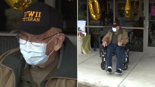 WW2 vet, 104, who survived Spanish flu is the oldest person in the world to recover from coronavirus
