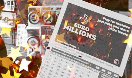 EuroMillions results October 23 live: What are the winning numbers tonight?