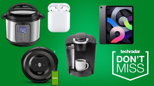 Christmas deals at Amazon: iPads, Instant Pot, smartwatches, robot vacuums, and more