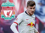 RB Leipzig chief Oliver Mintzlaff insists Timo Werner is happy at the club amid Liverpool links