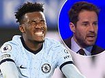 Chelsea players looked SOFT against Leicester, says Redknapp but admits 'buck falls' with Lampard