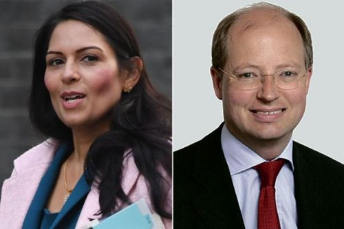 Priti Patel 'livid and demanding leak inquiry' over Home Office bullying storm