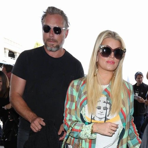 Jessica Simpson's husband quit drinking to help her on journey to sobriety