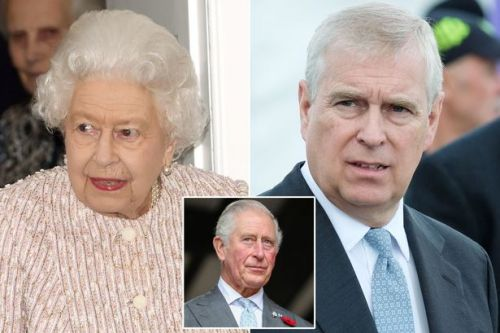 Inside Queen's sacking of Prince Andrew after he was summoned to Buckingham Palace