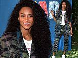 Ciara prepares for back-to-school at Amazon event. after buying pro soccer team