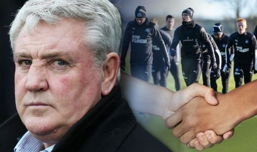 Coronavirus: Newcastle BAN players from shaking hands as reaction to virus outbreak