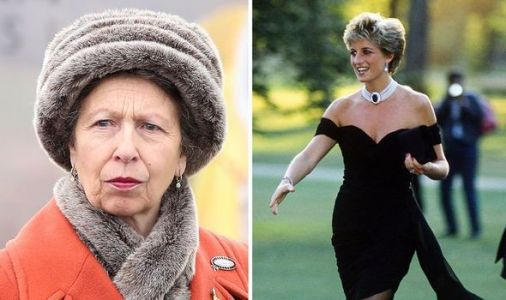 Princess Anne's brutal take of Princess Diana 'lessening stature of Royal Family'