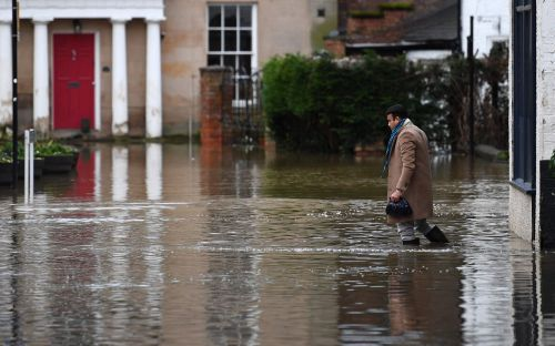 Storm Christoph: Flood warnings as 'exceptionally high river levels' expected on Saturday