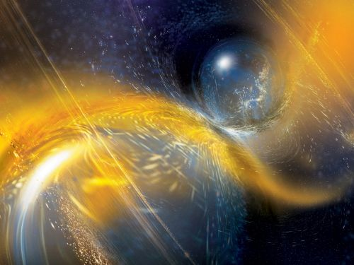 Scientists detected ripples in space and time from a potentially new class of collision in the universe. Their observatory cracked a 100-year-old mystery posed by Einstein