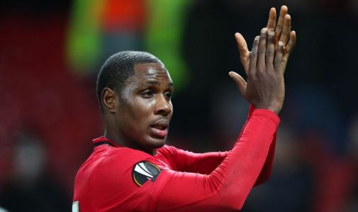 Odion Ighalo: Manchester United agree to extend striker's loan deal from Shanghai Shenua