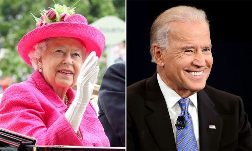 The Queen sends private message to Joe Biden ahead of inauguration