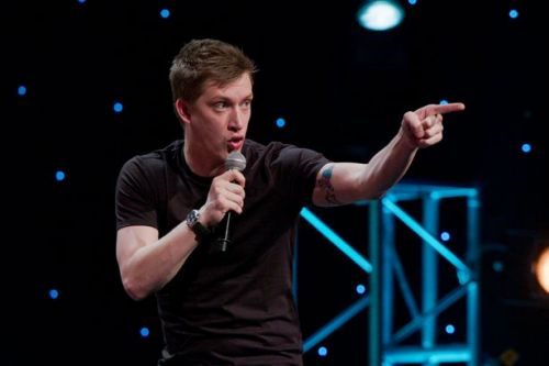 Daniel Sloss becomes a film star with cinema version of his X stand-up show