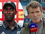 Dwight Yorke tells Roy Keane to 'tone back' his criticism of Manchester United