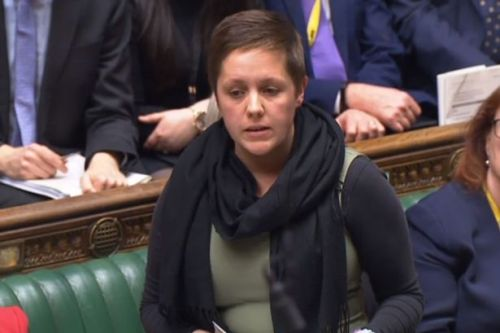 SNP MP opens up on her mental health struggles and urges others to speak out