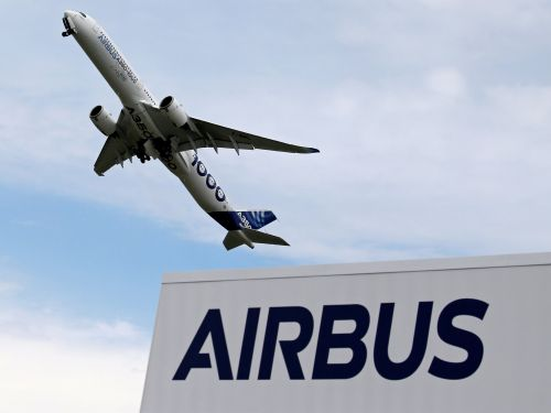 Pilots sat back and watched a plane take off entirely on its own as Airbus gets one step closer to fully self-flying aircraft