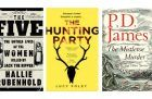 9 crime novels to read this Christmas