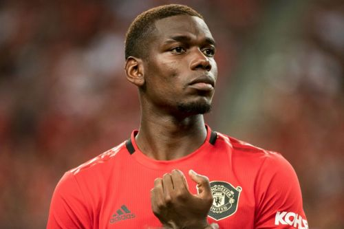 Ole Gunnar Solskjaer says Paul Pogba will play in more advanced role at times this season