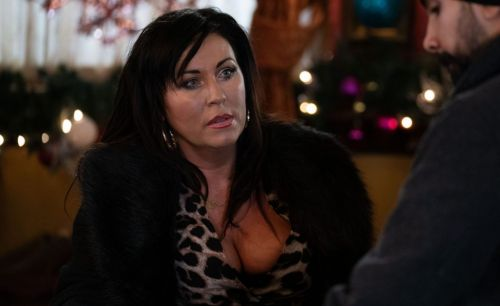 EastEnders' Jessie Wallace temporarily suspended from soap for 'drinking on set'