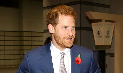Prince Harry spotted in Edinburgh for one of his last engagements as a working royal