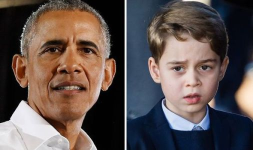 Royal snub: How Barack Obama accused Prince George of 'slap in the face'
