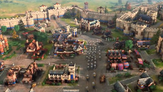 X019: Age of Empires 4 is official, and medieval - here's the first trailer