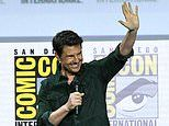 Tom Cruise surprises fans at San Diego Comic-Con with Top Gun Maverick trailer and poster