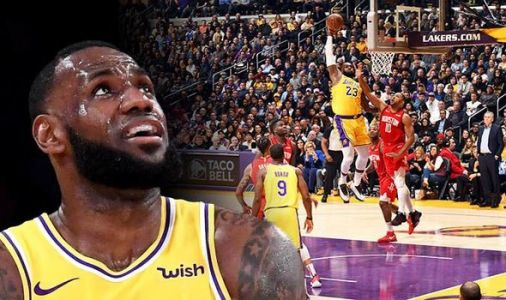 LeBron James: Lakers star needs unprecedented form to make playoffs - Pippen