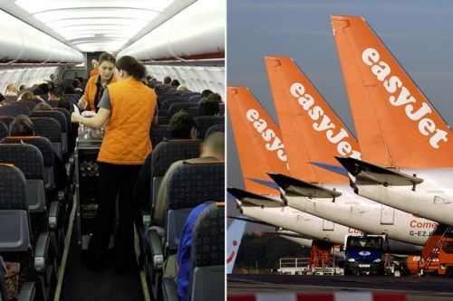 EasyJet rakes in nearly £4million a day in extra passenger charges