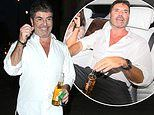 Simon Cowell, 61, 'investing £500,000 in low-calorie drinks company Skinny Lager'
