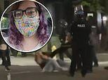 Cop who kicked sitting protester in the shoulder will NOT face charges