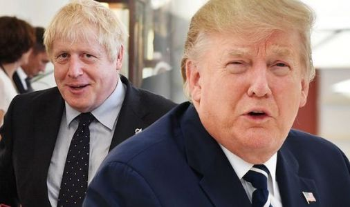 Boris Johnson and Donald Trump set to agree September 'free trade deal' after secret talks