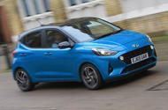 Hyundai i10 Premium 1.2 MPi 2020 UK review