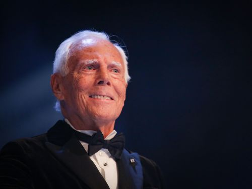Giorgio Armani, who just bought a $17.5 million penthouse, doesn't believe he's the third-richest person in Italy: 'There are some people who are hiding'
