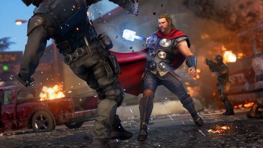 'Marvel's Avengers' is free to try on PlayStation 4 this weekend - here's how to join the beta on PS4, Xbox, and PC