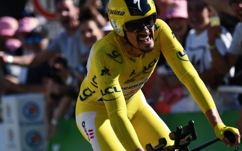 Tour de France 2019, stage 13 results and standings: Julian Alaphilippe wins time trial in Pau to extend his lead