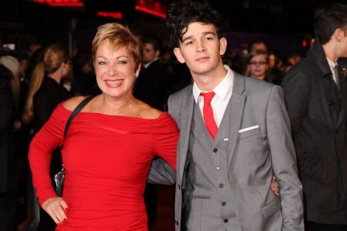 Denise Welch says The 1975 band only exists thanks to her mental health issues