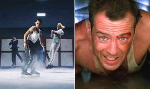 Die Hard on ICE trailer: John McClane parody of Christmas movie is HILARIOUS - WATCH
