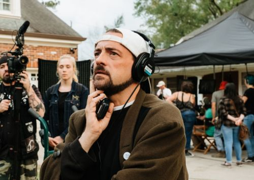 Director Kevin Smith on lifestyle changes made since his brush with death