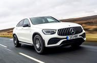Mercedes-AMG GLC 43 4MATIC Coupe 2020 UK review
