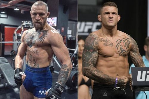 Conor McGregor vs Dustin Poirier UFC 257 UK time, TV channel and live stream