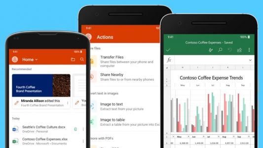Microsoft's new all-in-one Office app is now available for iPhone - grab it now