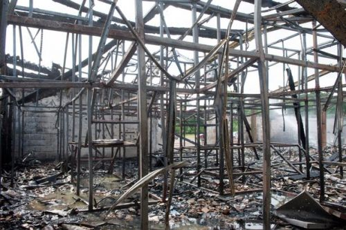 Fife zoo bosses thank locals after being 'inundated' with help since fire