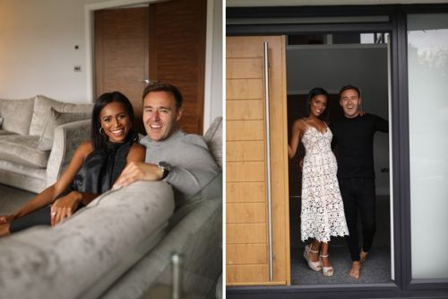Inside Alan Halsall and Tisha Merry's stunning six bedroom home designed by him