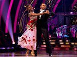 Strictly Come Dancing: Kelvin Fletcher scores his FIRST 40 with Oti Mabuse