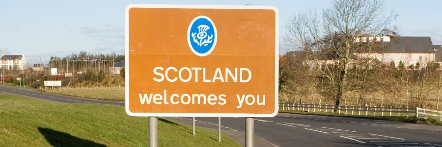 Four in ten Scots don't think English travellers should be allowed in without quarantining