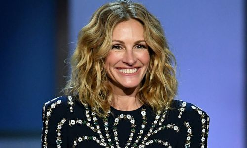 Julia Roberts has the perfect reaction to Emmy snub
